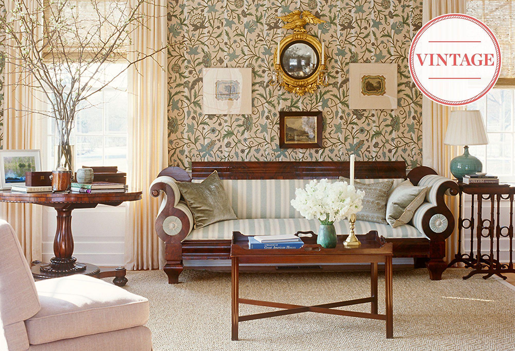 charleston home design%0A Vintage Decor  Charleston Charm