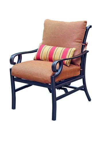 backyard creations palm bay deep seating rocker patio chair rh pinterest com