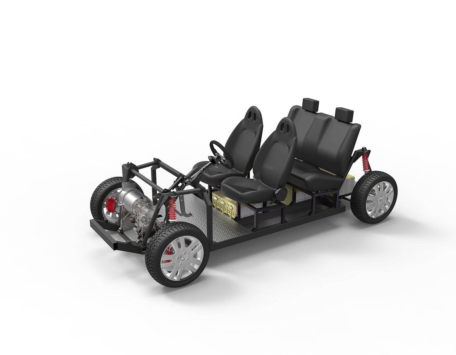 Download for free TABBY EVO Open Source Vehicle