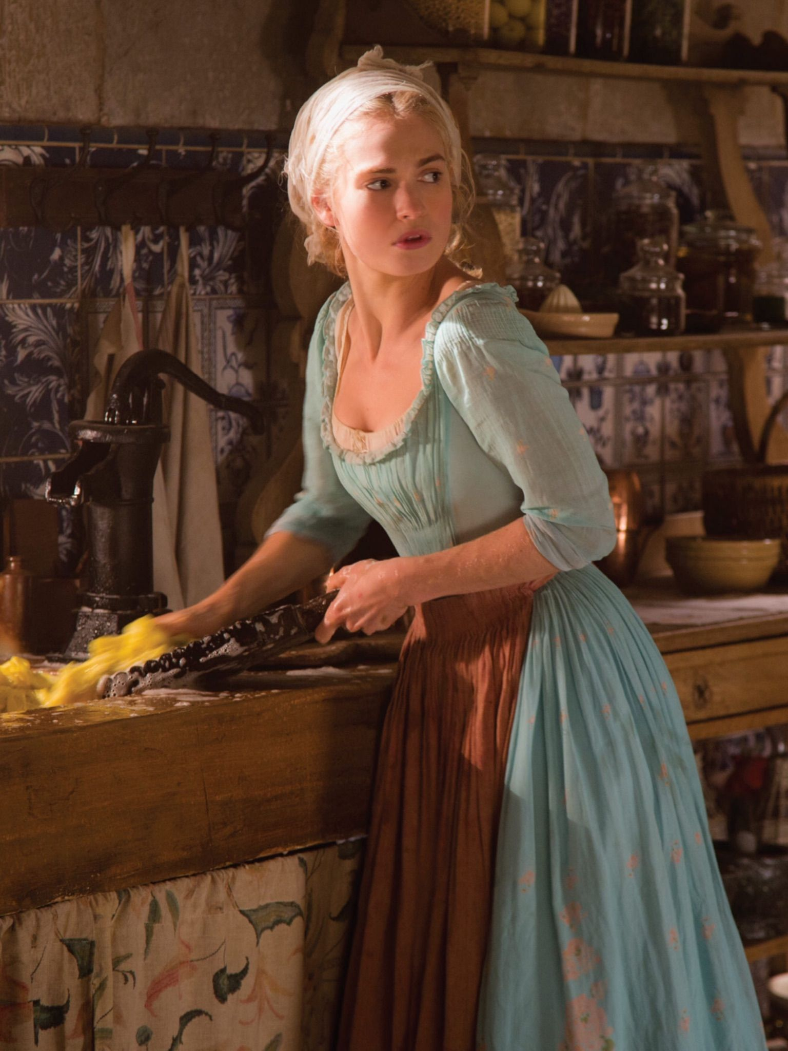 a look at the depicted role of women in disneys adaptation of cinderella Why doesn't cinderella have any research on how men and women behave in disney feminist role model disney executives.