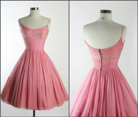 1950s dresses | Draping Ideas | Pinterest