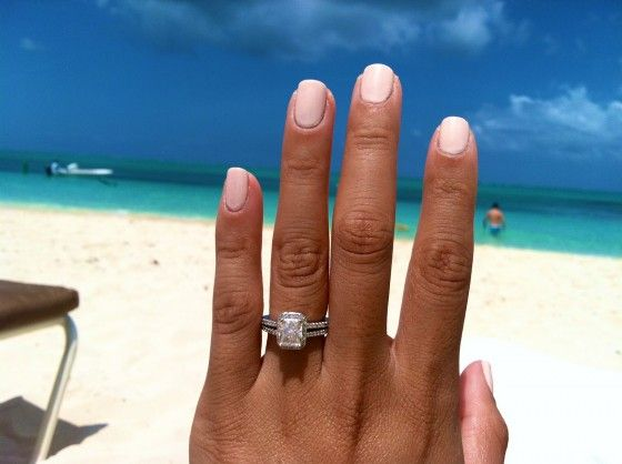 Co Captain Of The Sixers Dancers Engaged In Turks And Caicos