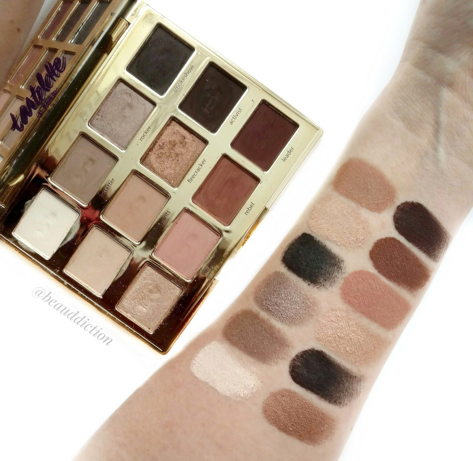 Tartelette Toasted Eyeshadow Palette by Tarte #15