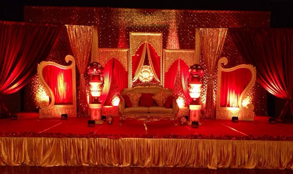 wedding stage decoration pics%0A traditional Maharaja Theme    Wedding StageOur WeddingWedding DecorAltar