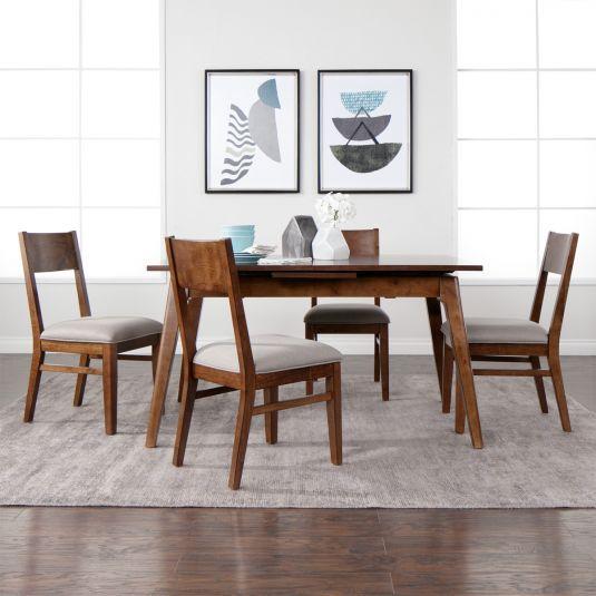stockholm dining collection jerome s furniture modern african rh pinterest com