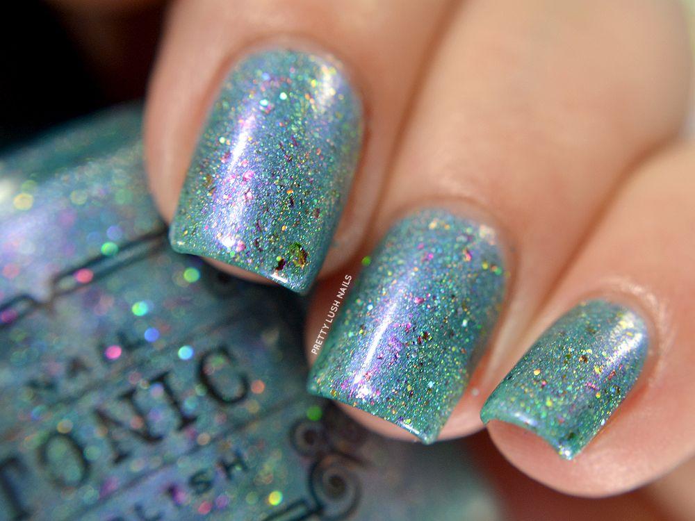 pending* $12 Tonic Polish Rainbowfish | Pretty Lush Nails | Sold ...