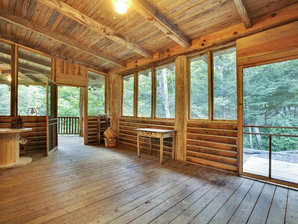Vrbo Com 433145 North Carolina Cabin Private Rustic Ski Lodge Bunkhouse
