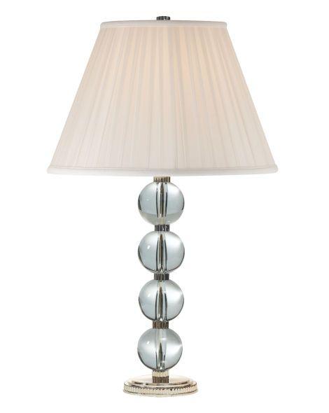 Stacked Glass Ball Table Lamp   Ralph Lauren Home Table Lamps    RalphLauren.com