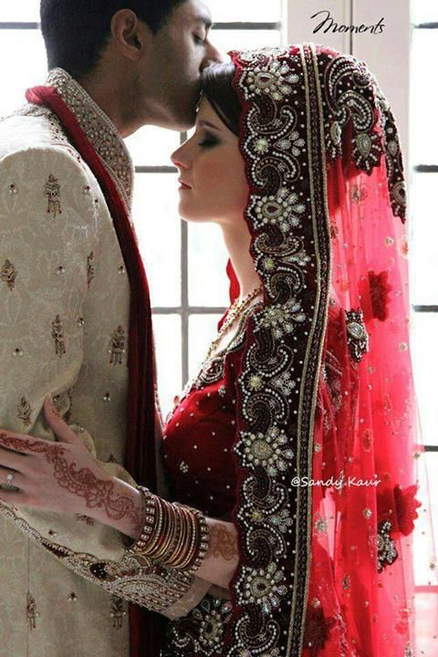 Newly Wedded Indian Couple Lovely Shooot Beautiful Indian Brides Indian Bridal Desi Wedding
