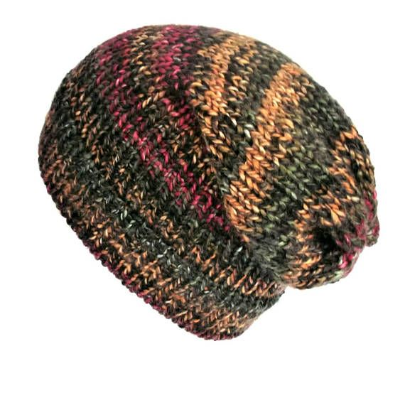 5701e09503439 Multicoloured slouch hat