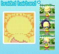 Braided Headband Tutorial For Animal Crossing Animal Crossing