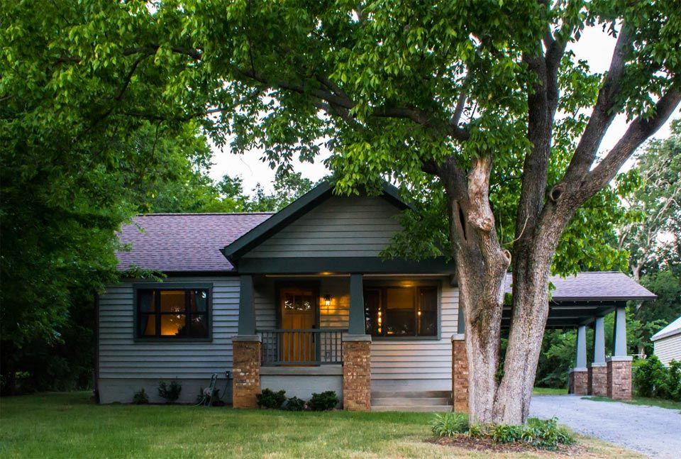 charlotte park cottage a completely renovated 780 square feet 1940 rh pinterest com