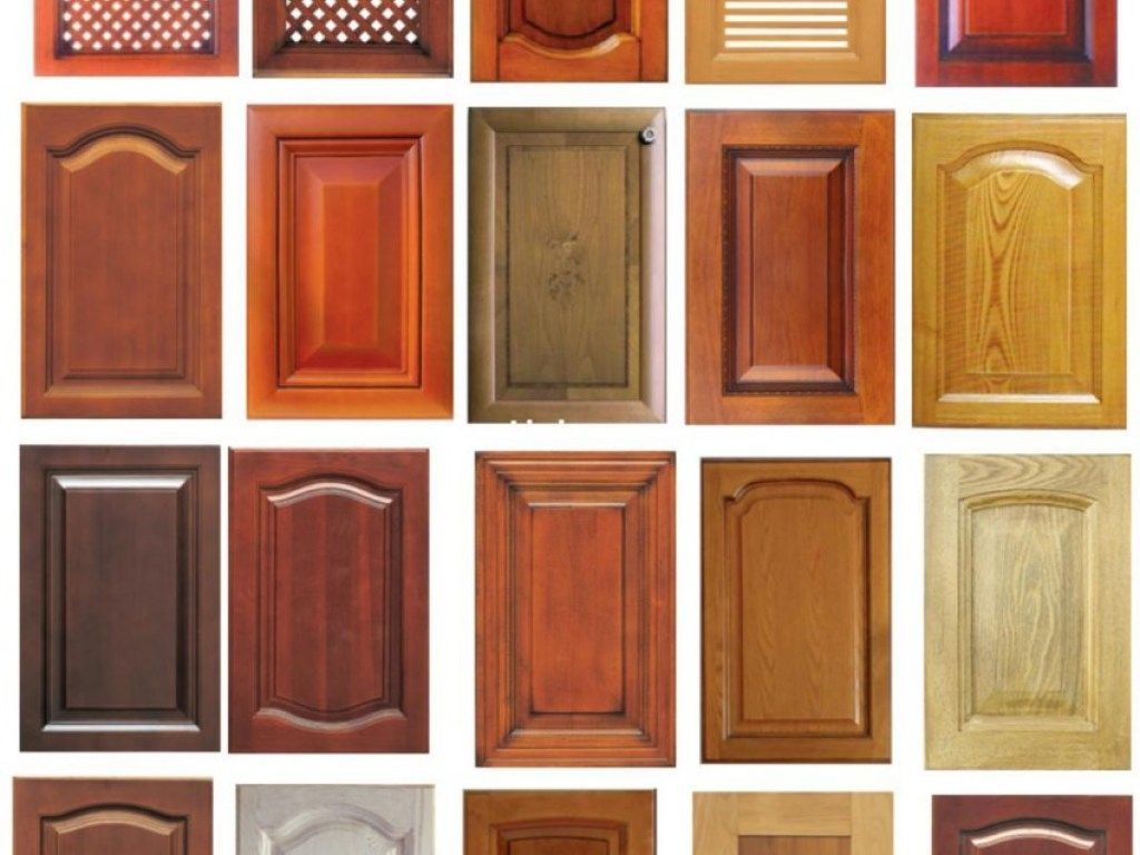 types of wood for kitchen cabinet doors furnitures kitchen rh pinterest com
