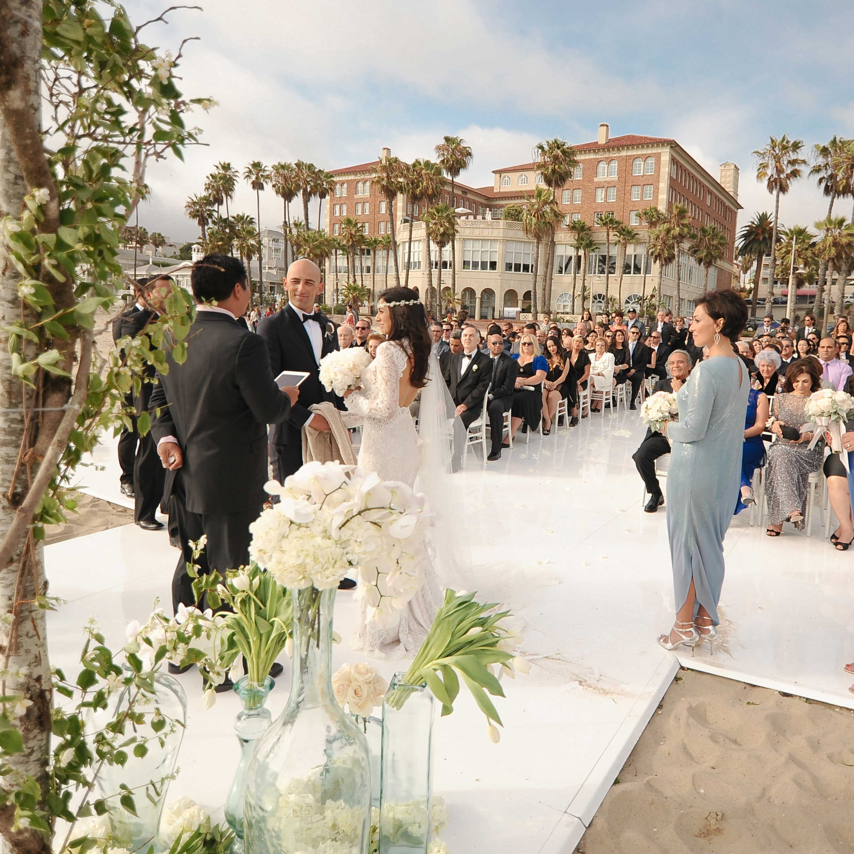beautiful wedding locations in southern california%0A Celebrate a Classic California Wedding at Casa Del Mar