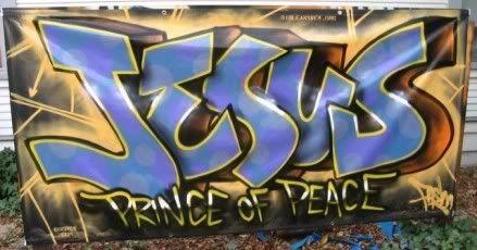 Christian Graffiti Art Ideas