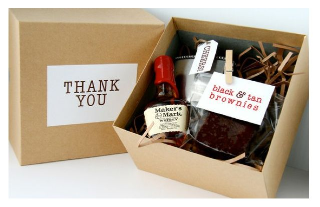 Wedding Party Gift Ideas Groomsmen: Gift Idea For Groomsmen: Diy Thank You Kit I Truly Just