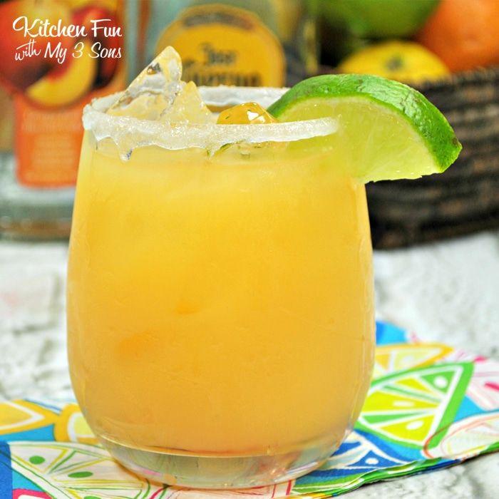 Margarita Recipes, Sunrise Margarita