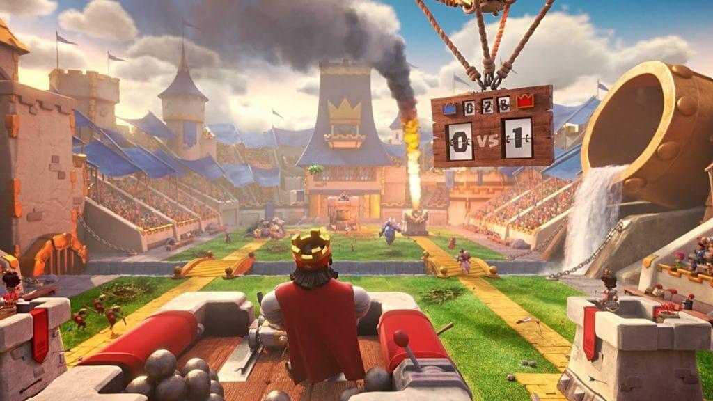 تحميل لعبة كلاش رويال للاندرويد اخر اصدار 2020 مجانا تحميل لعبة كلاش رويال تحميل كلاش رويال مهكرة كيف احمل Clash Royale Clash Of Clans Defense Games