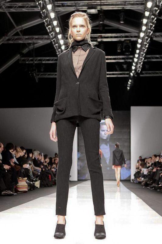 kate_laurie: Неделя моды в Милане: N-U-D-E осень-зима 2012-2013