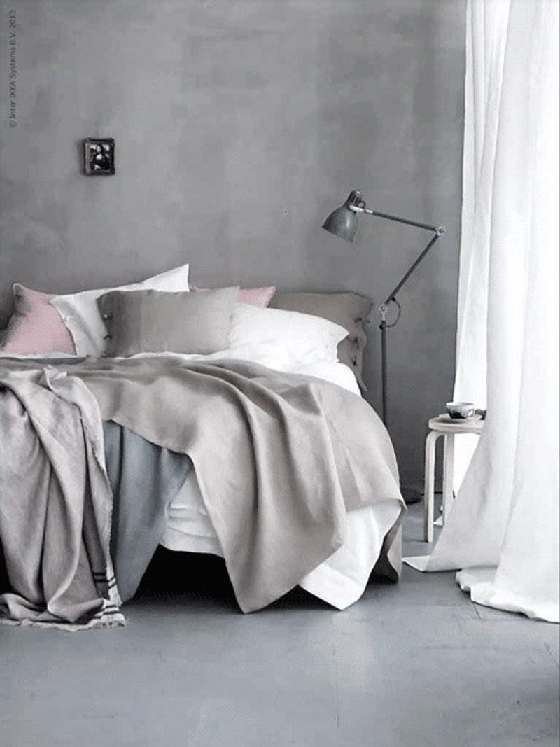 5010 Shades of Grey in the Bedroom