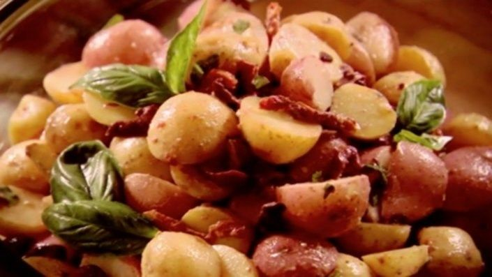 Photo of mediterranean potato salad salad recipes healthy youll find the ultimate anna olson mediterranean potato salad recipe and even more incredible feasts waiting to be devoured right here on food network uk forumfinder Image collections