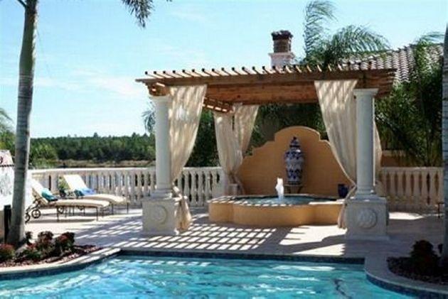 Pool Gazebo Ideas pergola over the pool a wonderful choice Pool Shade Ideas For Pergolas