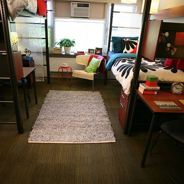 Amazing A Room At Elder Hall, Northwestern University Part 4