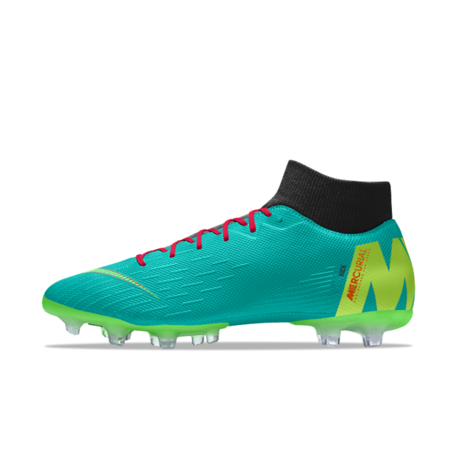 finest selection c2d94 e15aa Nike Mercurial Superfly VI Academy MG iD Multi-Ground Soccer Cleat