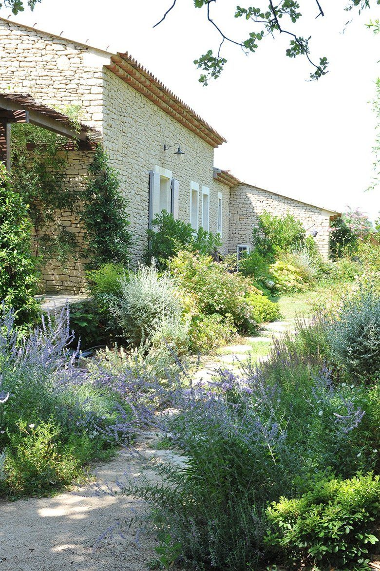 Thomas Gentilini Architecte Paysagiste Jardin Prive Gordes