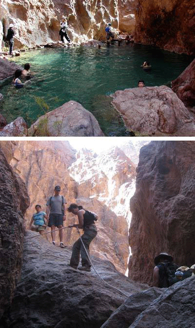 Hot Springs At Gold Strike Near Boulder City Vegas