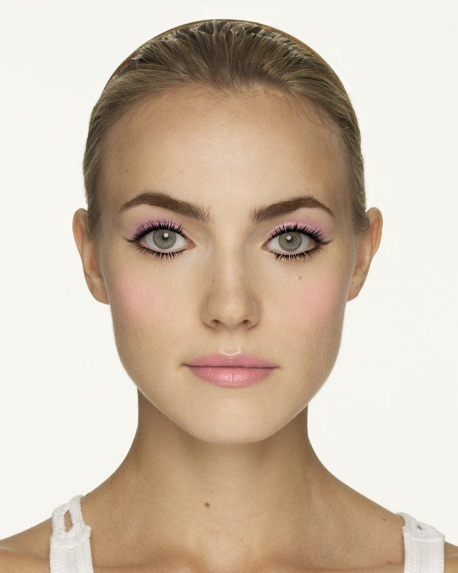Virtual Hairstyle For Your Face: Realbeauty.com Is A Cool Website Were You Can Put Make Up
