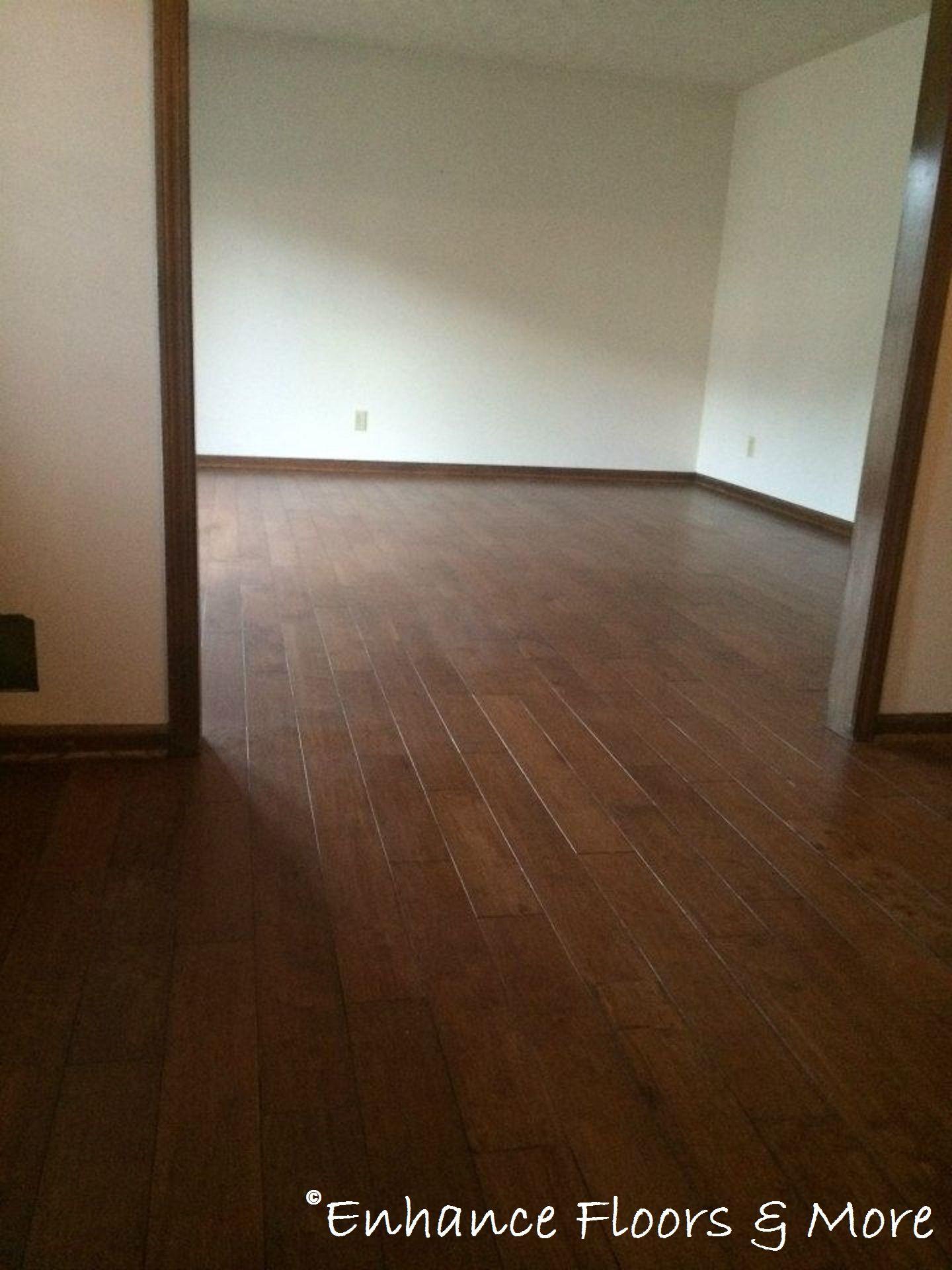 Imported Pacific Pecan Solid Hardwood Floor 4 1 2 Quot Wide