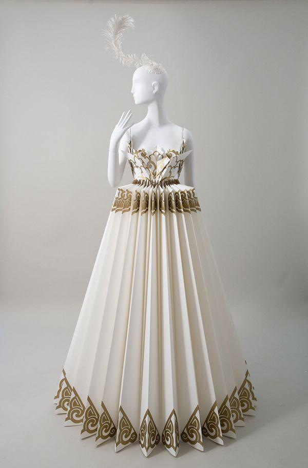 Imagenes de vestidos de novia reciclados