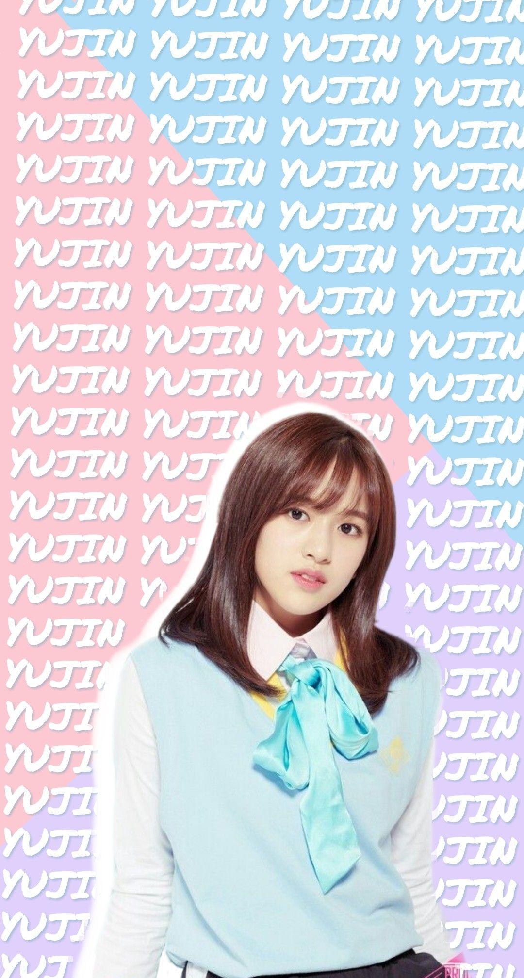 Ahn Yujin Produce 48 Wallpaper Selebritas Desain