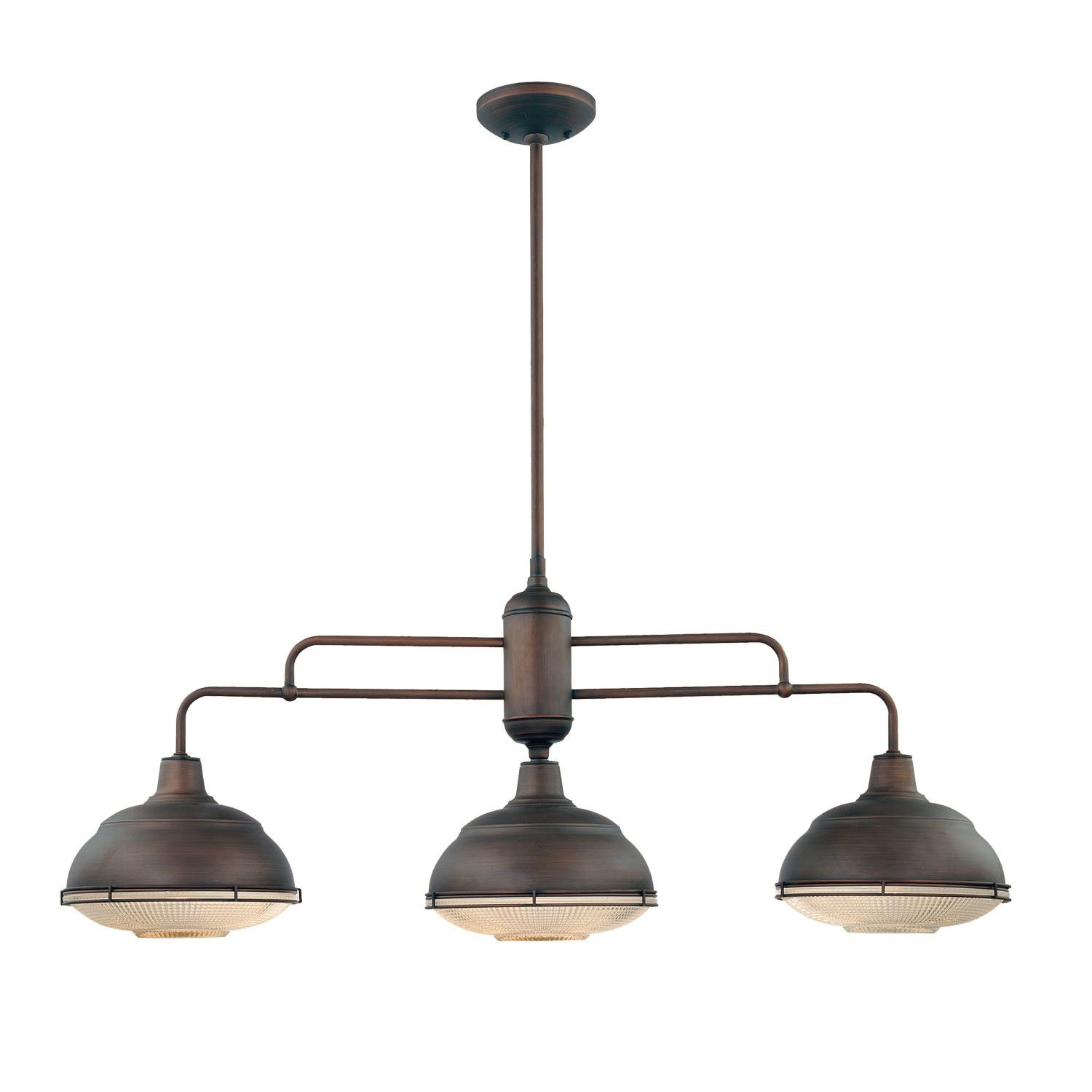 you ll love the neo industrial 3 light kitchen pendant at wayfair rh pinterest at