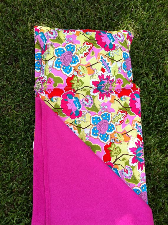 Nap Mat Pdf Tutorial Pattern With Attached Blanket And Pillow For Kindermat