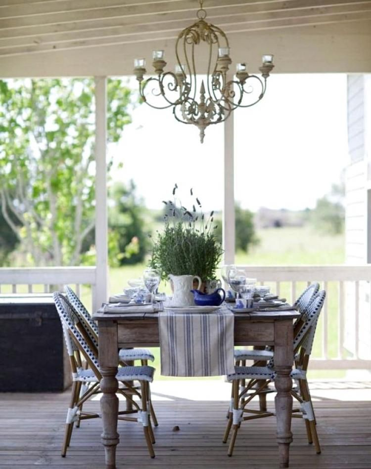 stunning french farmhouse dining table design ideas kitchen rh pinterest com