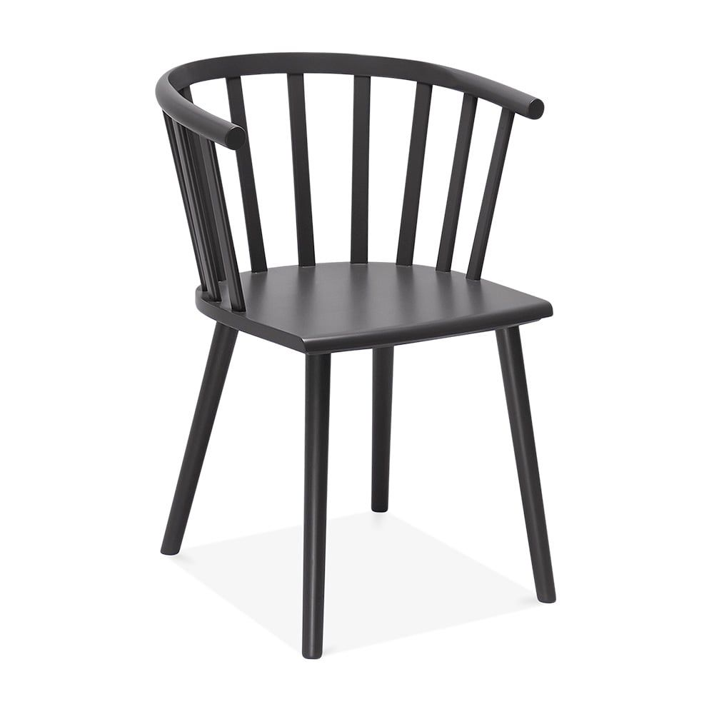 busket w style wooden dining armchair dark grey cult living rh pinterest com
