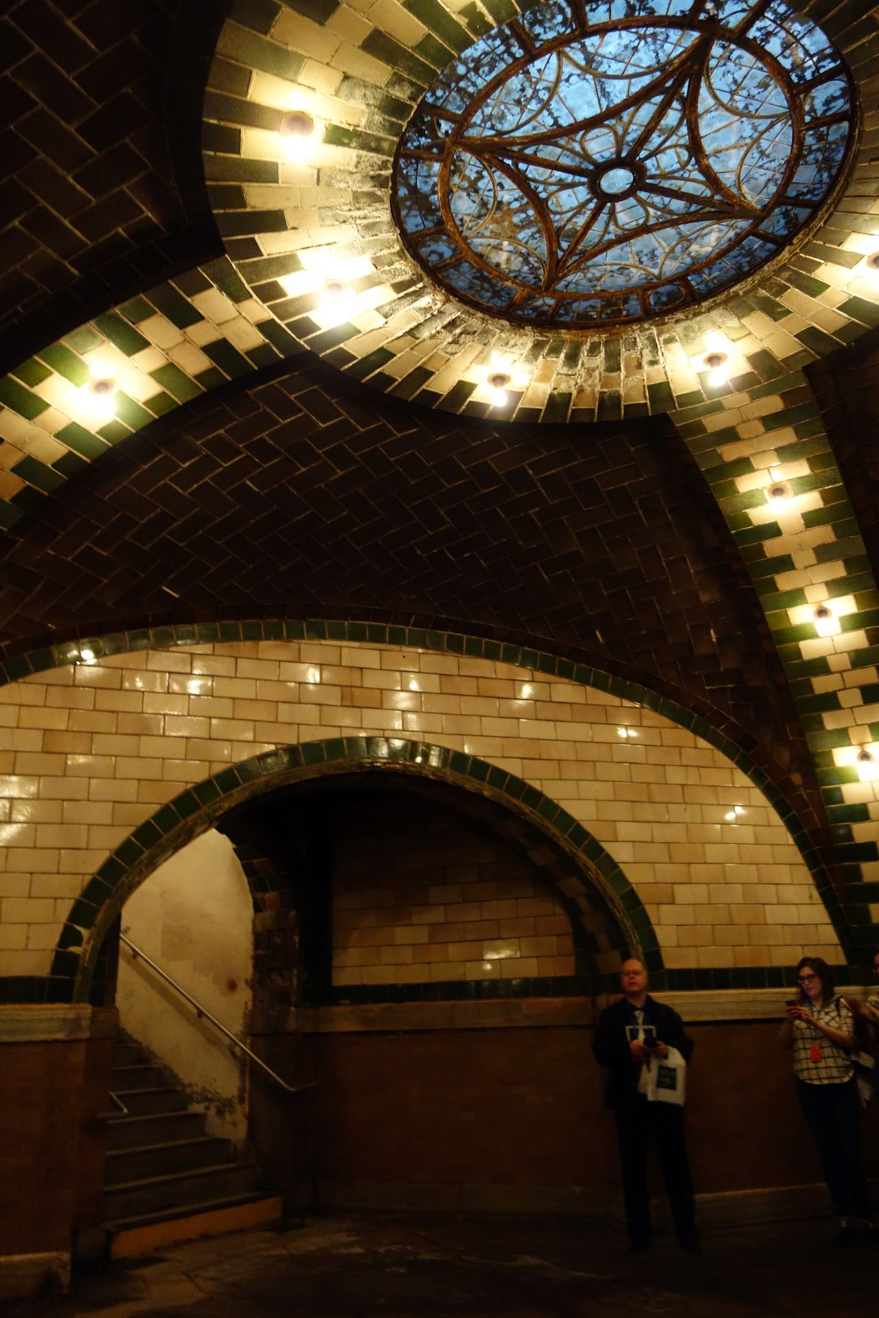 """Old City Hall Station 