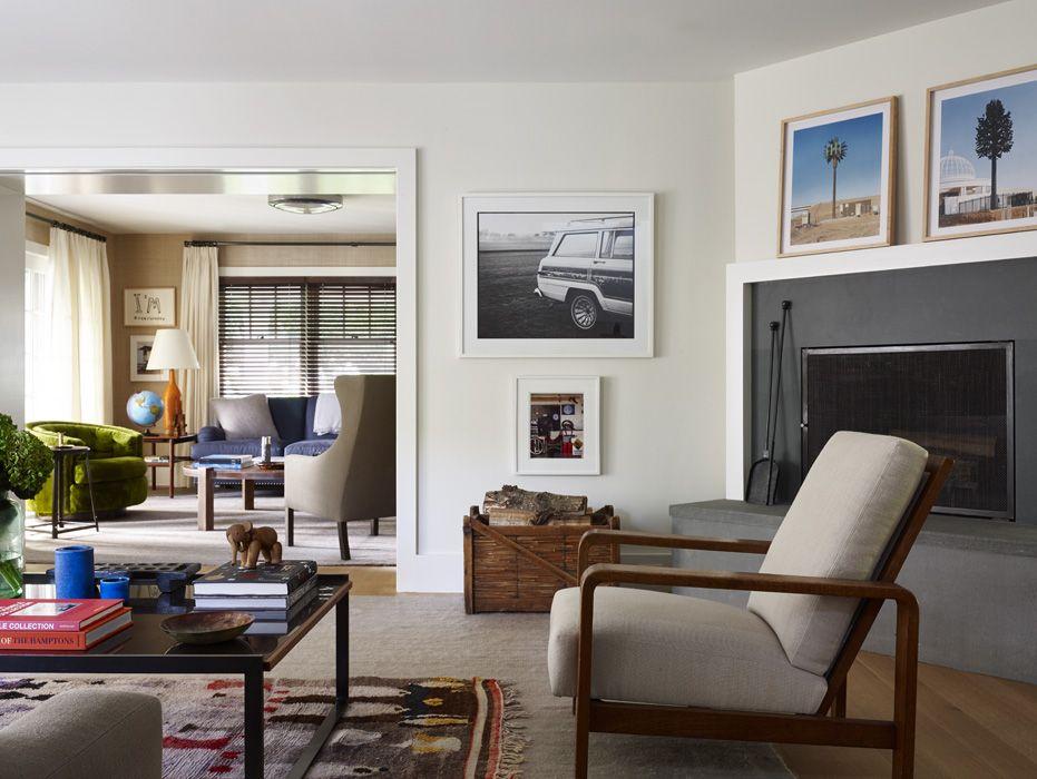Robert Stilin   Architectural digest, Interior, Living ...