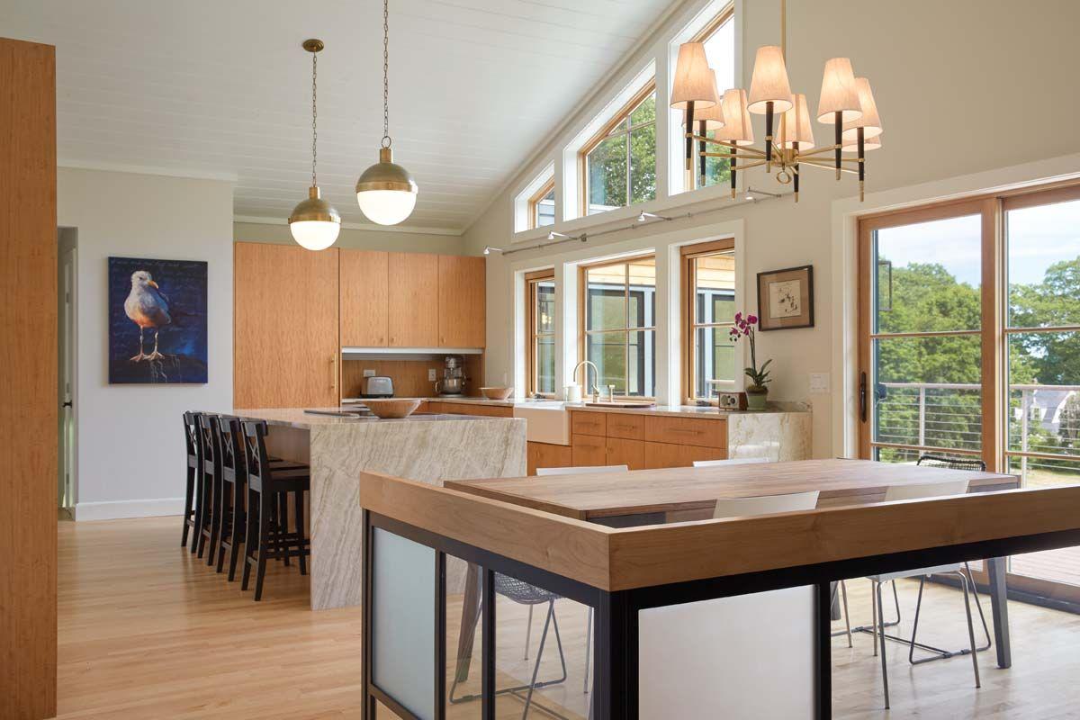 Midcentury Makeover Home House Design Midcentury Modern