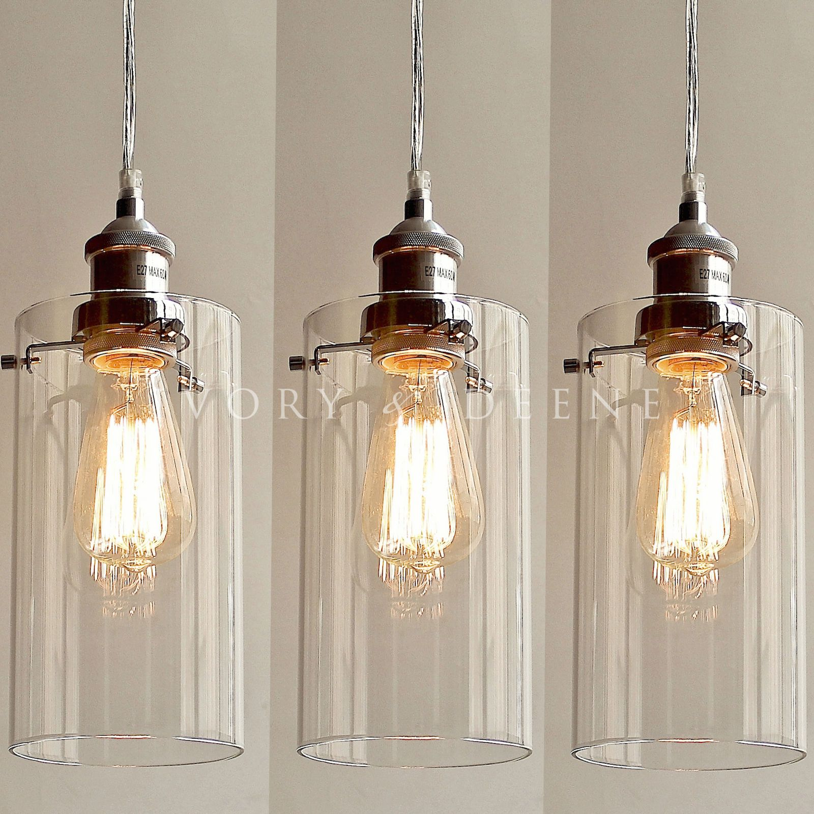 Allira Gl Pendant Lights