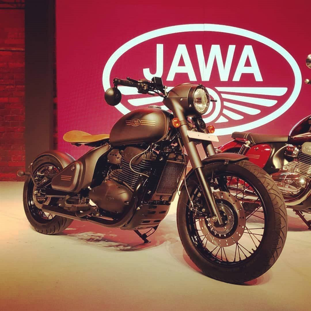 Nova Jawa Perak Bobber Old Bikes Vintage Motorcycles