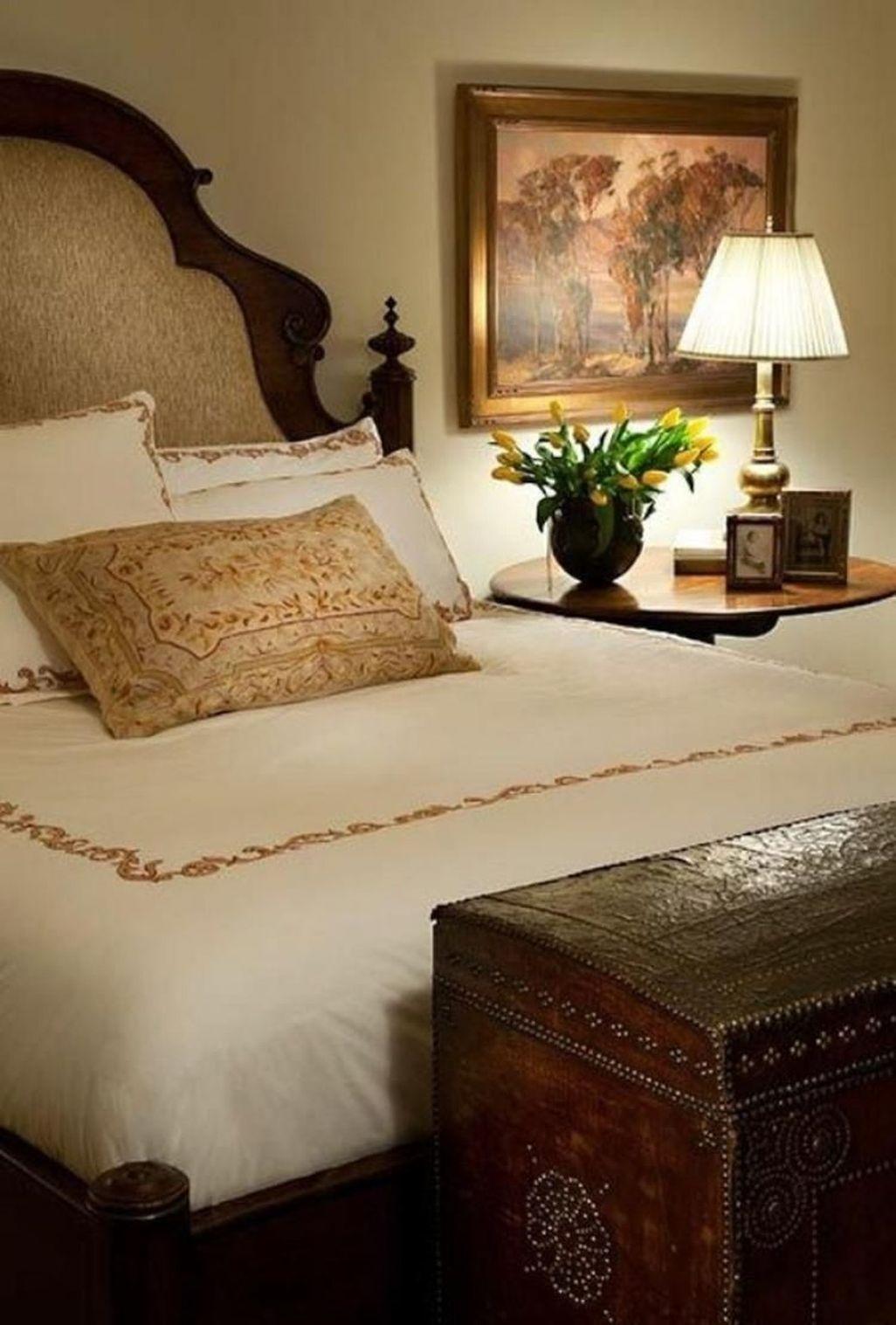 Cool 44 Vintage Nest Bedroom Decoration Ideas