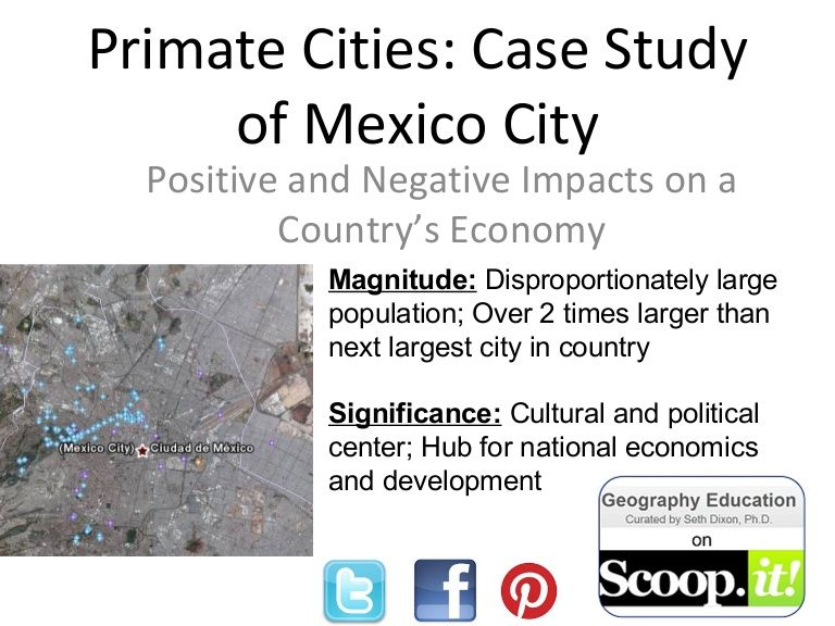 Primate Cities Mexico City Slideshow Showing How Mexico City Fits Latin American Model Griffin Ford With Many Photograph Ap Human Geography Mexico City City
