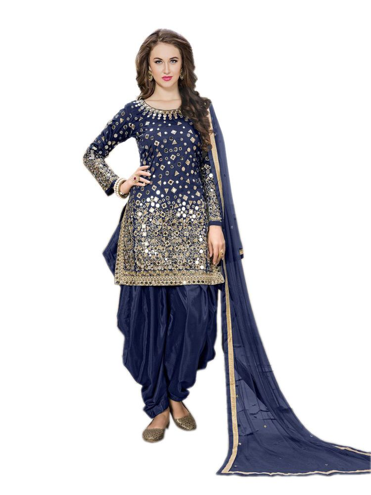 Punjabi Suits For Women Party Wear Indian Salwar Kameez Bollywood Designer Suit Wedding Dress Suit Suits For Women Pakistani Dresses