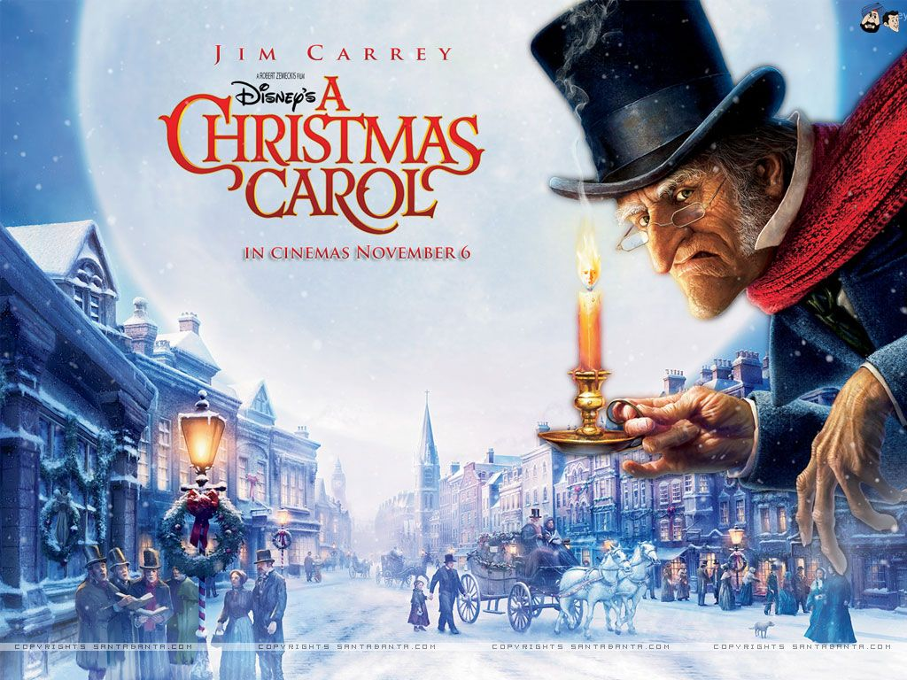 Twelve Days Of Christmas Movies A Christmas Carol With Jim Carey Wooder Ice Best Christmas Movies Christmas Carol Christmas Movies