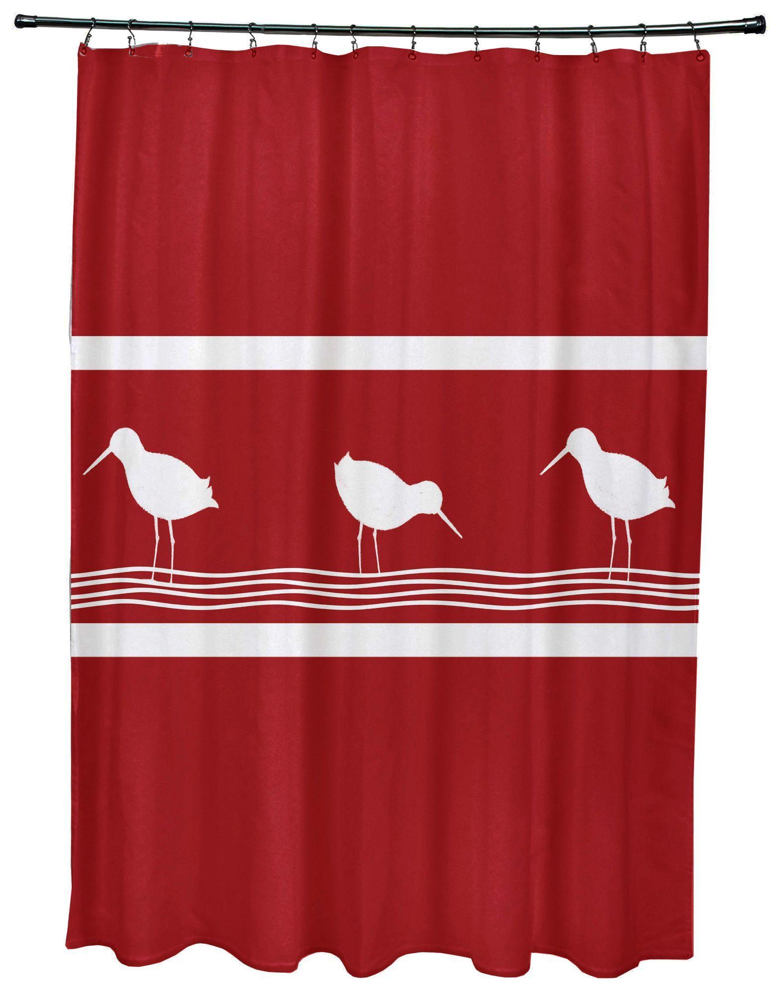 Hancock birdwalk animal print shower curtain products pinterest