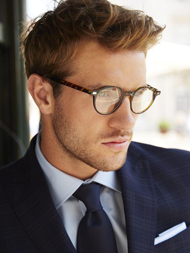 Suit Smartdressing Office Com Imagens Oculos De Grau
