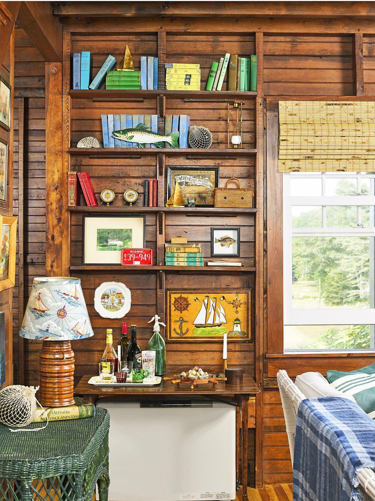 knickknacks coastallivingrooms coastal living rooms pinterest rh pinterest com